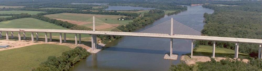 ESITAC has conducted research on the Varina-Enon Bridge.